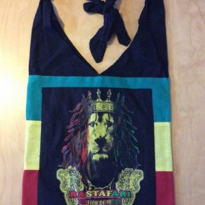 """Rastafari"" Lion bag"