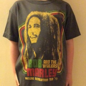 Reggae revolution youth tshirt