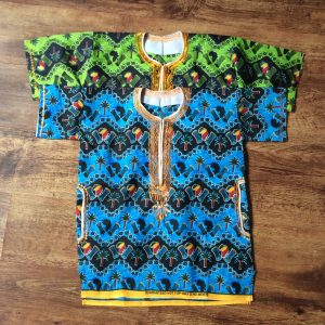 Childrens Africa Shirt - style 2