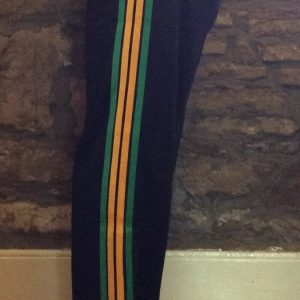 Jamaica stripe tracksuit trousers
