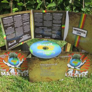 The Majestic - Unequivocal Love cd