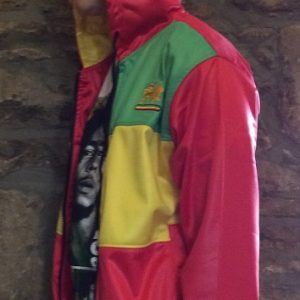 Hooded Lion of Judah tracksuit