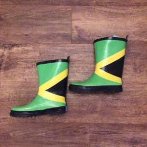 Jamaica baby/child welly boots